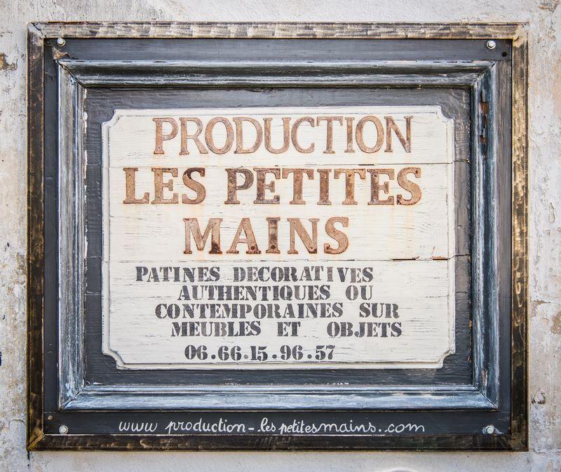 Production Les Petites Mains